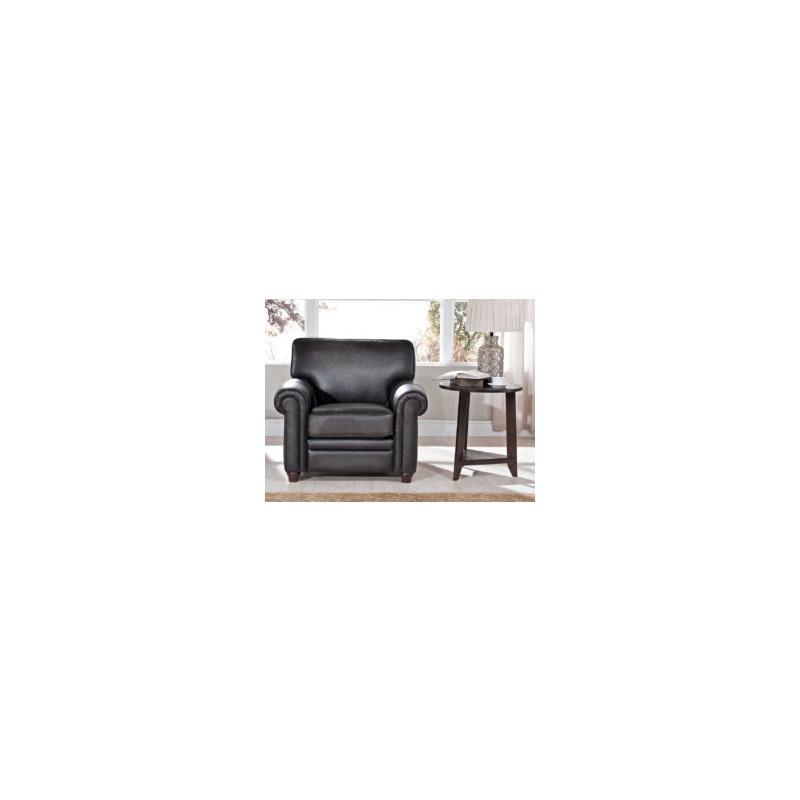 Oakley-Smoke Chair and Ottoman