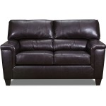 Montego Loveseat - Soft Touch Bark