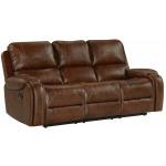 Power Reclining Sofa - Garrison Cognac