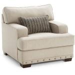 Bravaro Chair - Old Forge Linen Beige