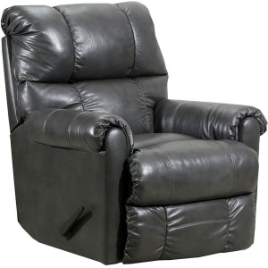 Avenger Rocker Recliner - Soft Touch Granite
