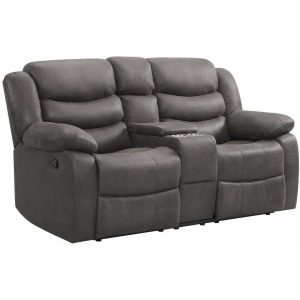 Wagoner Power Reclining Loveseat - Expedition Shadow