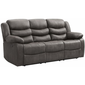 Wagoner Power Reclining Sofa - Expedition Shadow