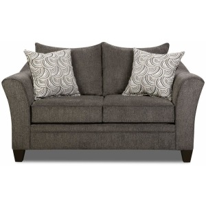 Loveseat - Albany Pewter
