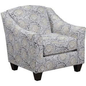 Accent Chair - Mosaic Antique