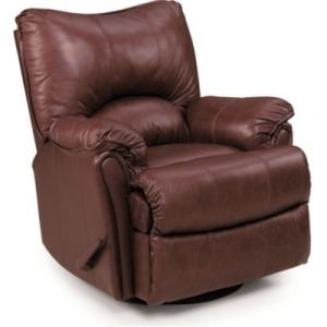 Alpine Leather Wall Saver Recliner