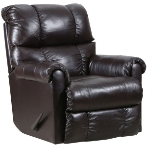 Avenger Power Rocker Recliner - Soft Touch Bark
