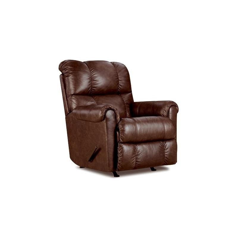 Eureka Leather Recliner