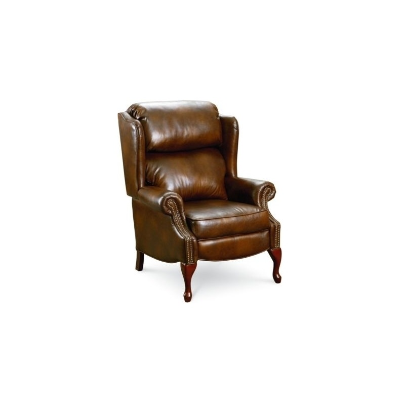 Savannah Leather High Leg Recliner By Lane Furniture 2530 Darbys