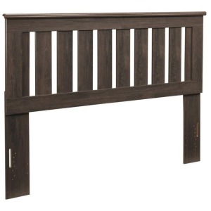 Shaker Twin Panel Headboard -Rodeo Oak