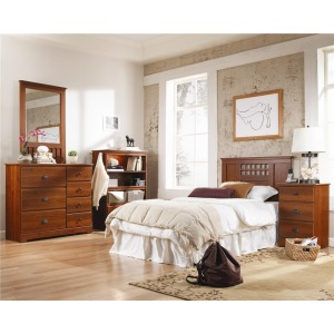Bayfield Twin Panel Headboard