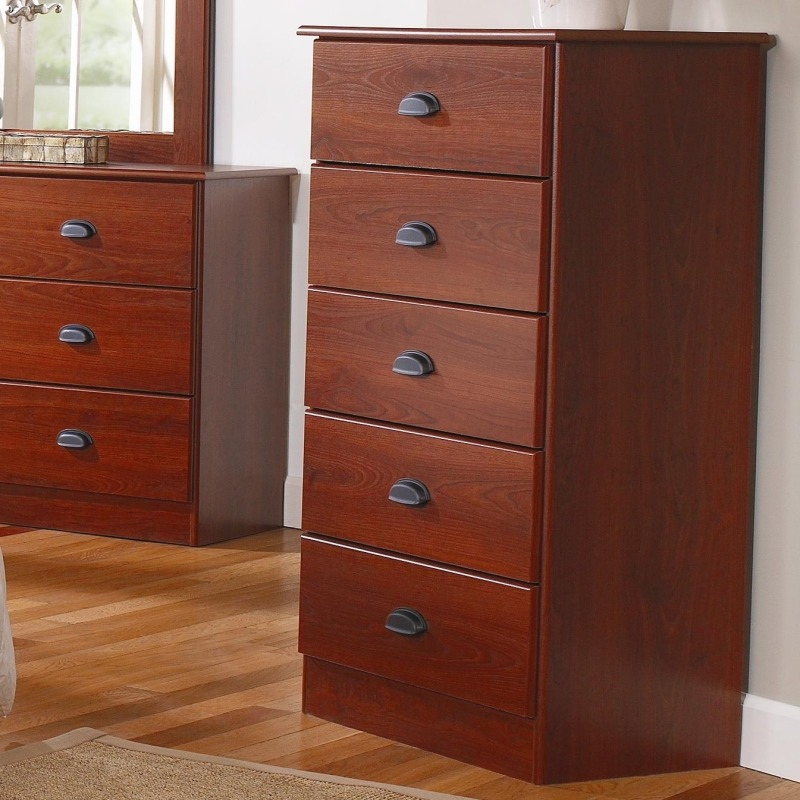Special 5 Drawer Chest with Roller Glides