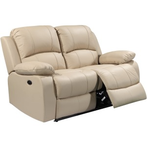 Winnfield Power Reclining Loveseat - Taupe