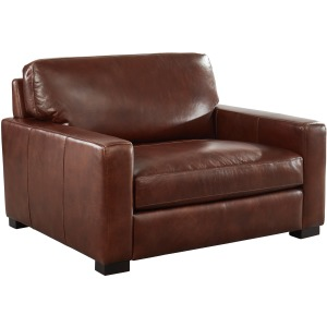 Randall Chair and a Half - Chestnut