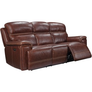 Fresno Sofa with Power Headrest