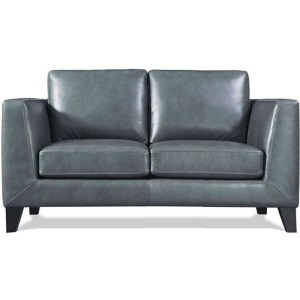 Chicago Loveseat - Peacock