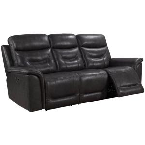 Bullard Power Reclining Sofa - Grey