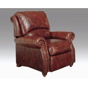 Hatteras Leather Recliner PB Chair