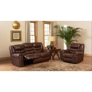 Kyle Leather Rocker Recliner