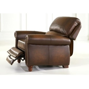 Parker Leather Recliner Chair