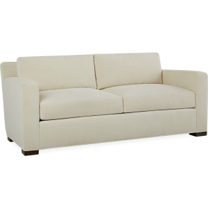 Leather Apartment Sofa