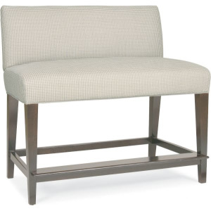 Dual Seat Counter Bench