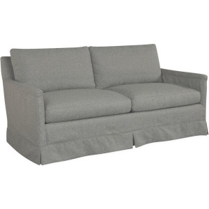 Slipcovered Apartment Sofa