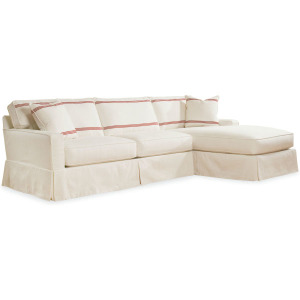 Slipcovered Sectional Series