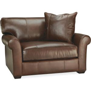 Leather Twin Sleeper