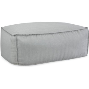 Juniper Outdoor Ottoman and 1/2