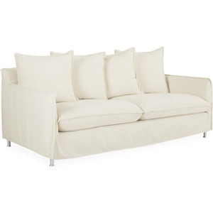 Agave Outdoor Slipcovered Apartment Sofa