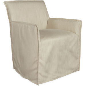 Jasmine Outdoor Slipcovered Chair