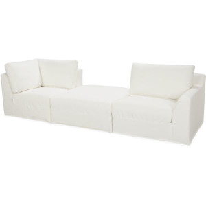 Bermuda Outdoor Slipcovered Sectional Series