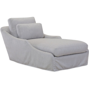 Harbour Outdoor Slipcovered Chaise