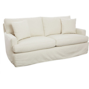 Rockport Outdoor Slipcovered Apartment Sofa