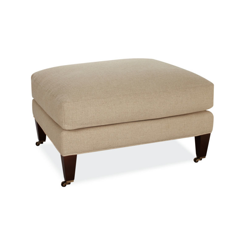 Superb Leather Ottoman By Lee Industries L1573 00 Willis Ibusinesslaw Wood Chair Design Ideas Ibusinesslaworg