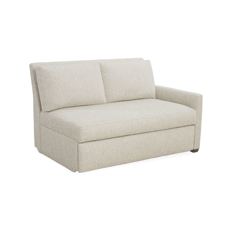 Admirable One Arm Convertible Loveseat By Lee Industries 3827 39Rf Forskolin Free Trial Chair Design Images Forskolin Free Trialorg