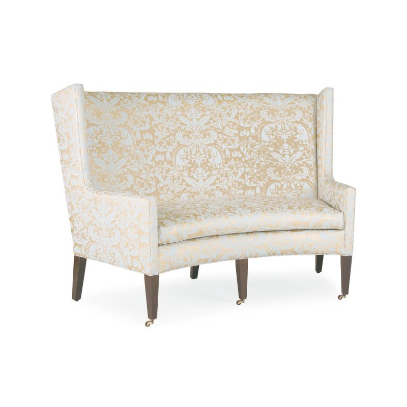 Incredible Curved Loveseat By Lee Industries 3915 22 Willis Forskolin Free Trial Chair Design Images Forskolin Free Trialorg