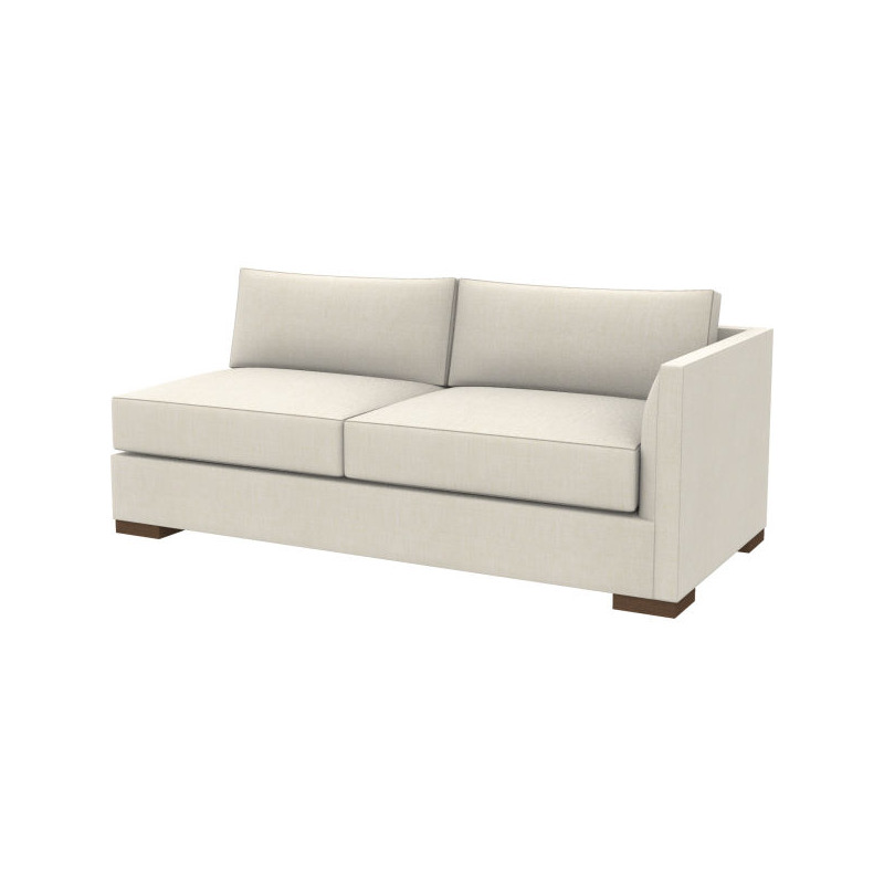 Prime One Arm Loveseat By Lee Industries 7963 19Rf Willis Pabps2019 Chair Design Images Pabps2019Com