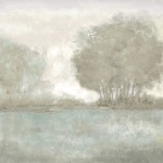 Serene Reflection XI