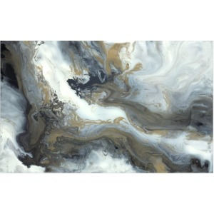 Marble Flow I (Hand Embellishment)