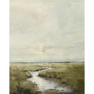 Winter Morning Marsh