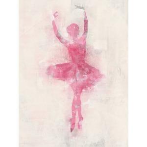 Pink ballerina III