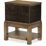 Toolbox End Table