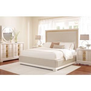 Upholstered Bed Queen Queen