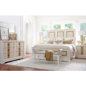 Panel Bed CA King California King