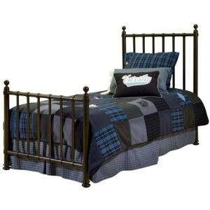 American Spirit Full Metal Bed