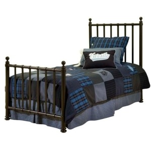 American Spirit Metal Bed Twin
