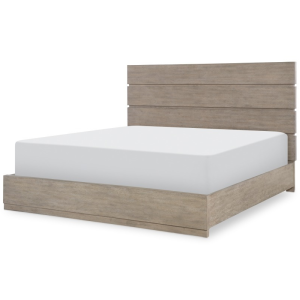 Milano King Panel Bed