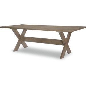 Breckenridge Rectangle Trestle Table